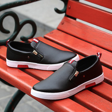 2016 Rushed Sale Yeezy Zapatillas Deportivas Mujer Led Shoes Men 's Shoes Casual Men' S Slip Slippers Lazy Breathable One Pedal(China (Mainland))