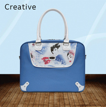 "Buy Hot Handbag Laptop 14"", Macbook Air Pro 13.3"", 13"",14.1"" Lady Notebook Bag,Women Messenger Purse,Free Drop Ship 0096S114 for $42.95 in AliExpress store"