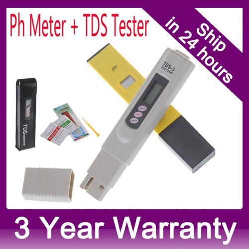 Digital Ph Meter Tds Tester Monitor For Aquarium