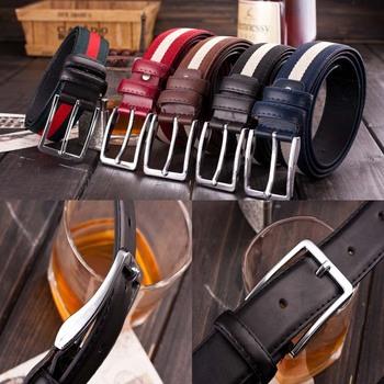 Free shipping 3.2x85cm multicolors kids pu belt student belts patchwork belt for yong boy children formal outfit belt