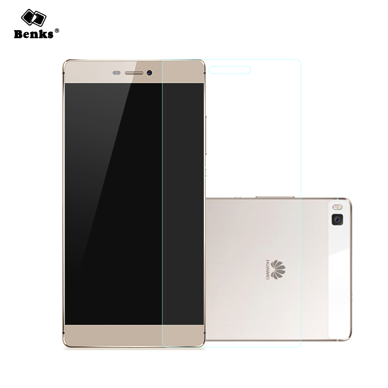 """BENKS Tempered Glass Screen Protector for Huawei Ascend P8 5.5"""" Magic OKR+ Glass Screen Protector Huawei Ascend P8(China (Mainland))"""