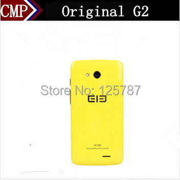DHL Fast Delivery Elephone G2 4G FDD LTE Cell Phone Quad Core Android 5.0 4.5 Inch 854X480 1GB RAM 8GB ROM 8.0MP Dual Sim(China (Mainland))