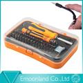 Multitool 57 in 1 screwdriver bits JM 6092A Electric screw driver set mobile phone repair tool