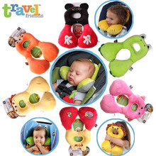 Benbat 1-4years Baby Neck Pillow U-shaped travel pillow car seat cushion baby toys cushion pillow(China (Mainland))