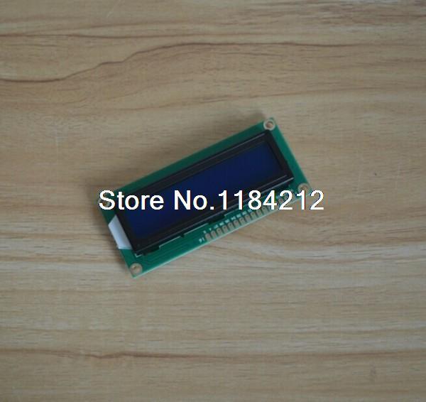 1pcs/lot LCD1602 LCD 1602 blue screen with backlight LCD display 1602A-5v(China (Mainland))