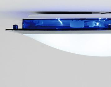24w 27w Led Ceiling Lights squre Kitchen light modern lamp restaurant/Bathroom lamp reflex colorful border led lighting 35cm(China (Mainland))
