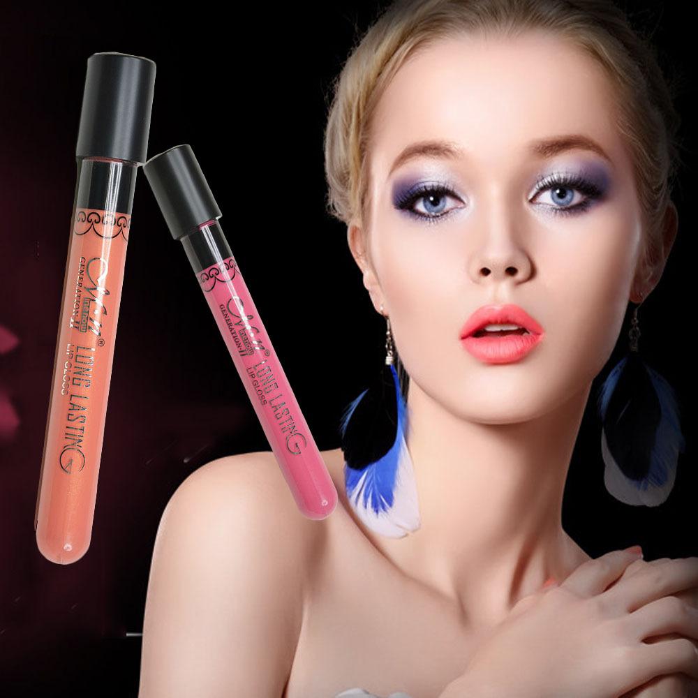 Moisture Matte Color Lipstick Long Lasting vitality Nude lip stick lipgloss cerise star(China (Mainland))