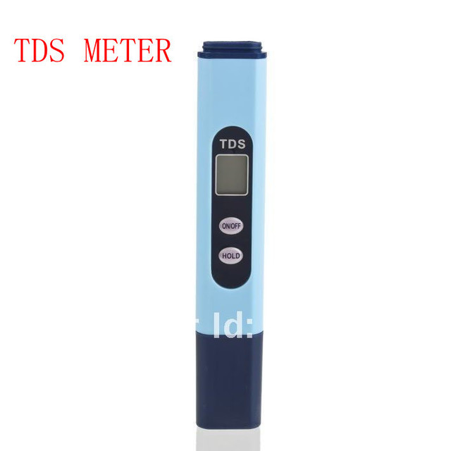 (10 pcs/lot) Digital TDS meter Tester Filter Water Quality Purity