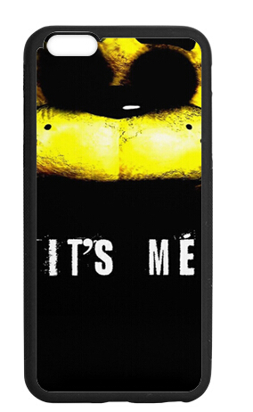 Golden freddy five nights case for Samsung Galaxy s2 s3 s4 s5 mini s6 s7 Note 2 3 4 5 iPhone 4s 5s 5c 6 6s plus iPod touch 4 5 6(China (Mainland))