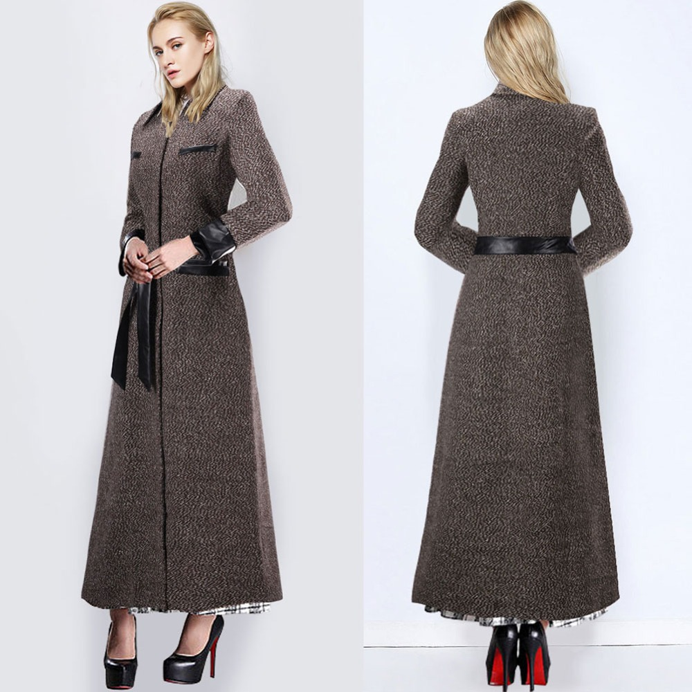 Full Length Wool Coats For Women - Coat Nj