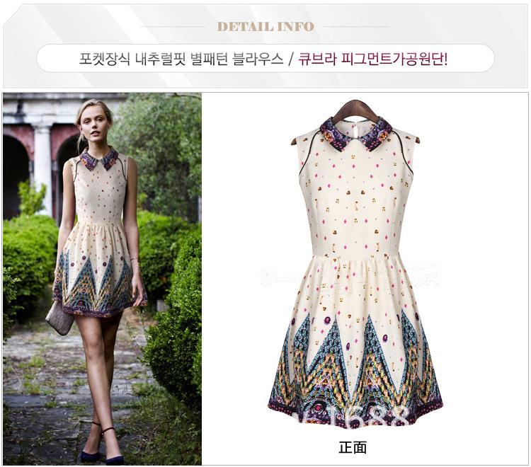 Женское платье 2015 L1074 женское платье l coassion 6262 2015