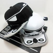 Europe Style Bboy Hip-hop Hats For Men Women , Fashion Space Star Wars Snapback , Bone Gorras , K Pop Boy Baseball Caps BA-002