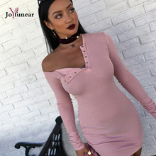 Buy 2017 Women Spring Sexy Sweater Knitted Dress Fashion O-Neck Slim Dress Long Sleeve Casual Bodycon Dresses Womens Knitted Mini dr for $16.70 in AliExpress store