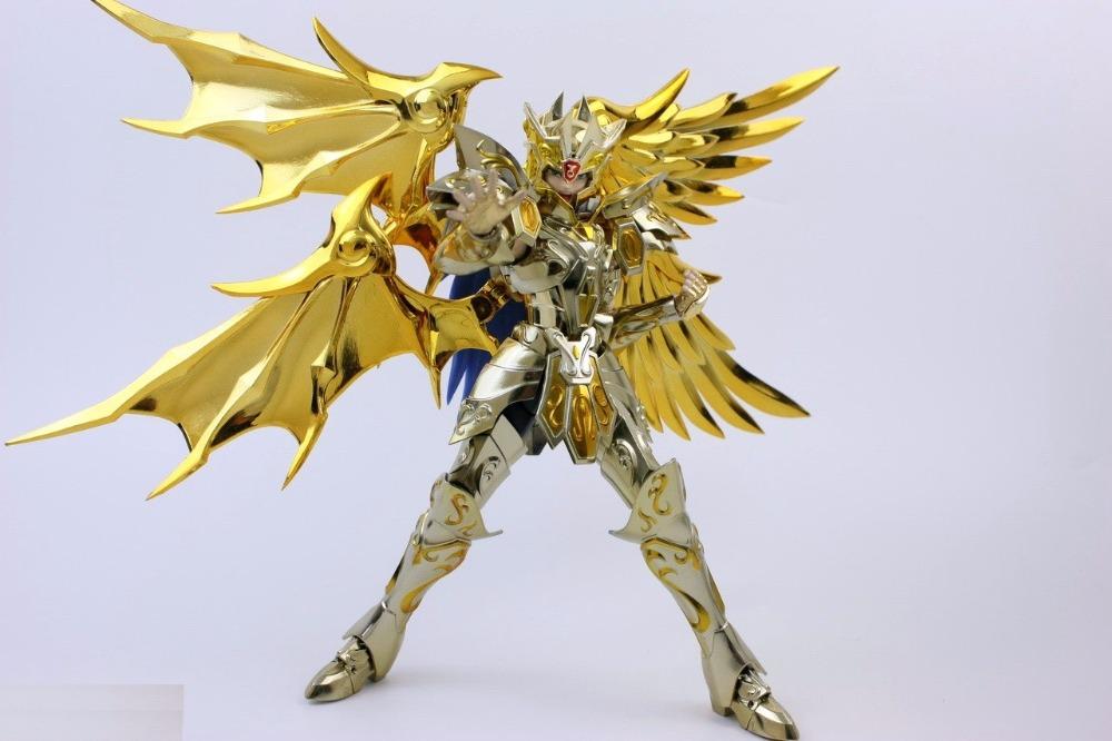 [Off] Recast - Opinião Em-estoque-Saga-Gemeos-SOG-Divina-alma-de-ouro-armadura-Saint-Seiya-Cloth-Myth-EX-BRINQUEDOS