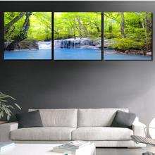 Buy 3 Piece Artworks scenery picture Modern Home Wall Decor painting Canvas Art HD Print Painting Canvas Picture Wall Painting for $3.11 in AliExpress store
