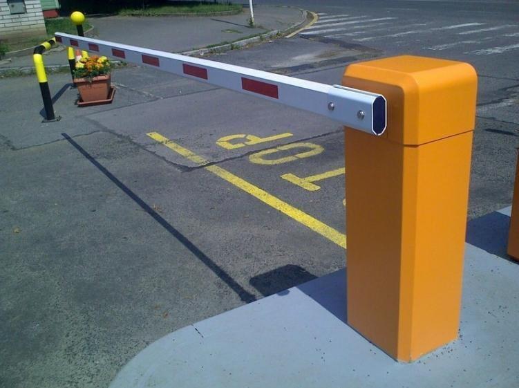 Boom Barrier/ Car Parking Barrier/ Electronic Barrier Gate(China (Mainland))