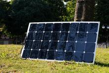 100 watts flexible font b solar b font font b panel b font outdoor font b