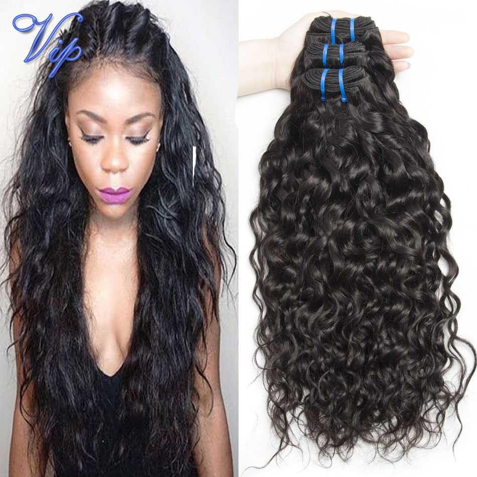 indian virgin hair natural wave 3pcs indian water wave