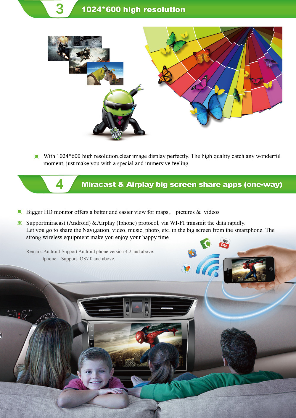 S160 Quad Core Android 4.4.4 car audio FOR CHEVROLET LOVA/CAPTIVA car dvd  player head device car multimedia car stereo