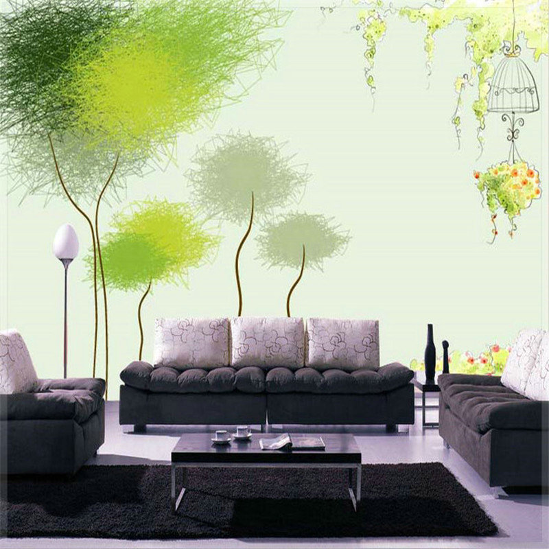 Chinese wallpaper murals 1 square meter wall painting for Chinese wallpaper mural