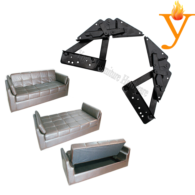 Furniture Hardware Adjustable Heavy Duty Sofa Bed Hinges D07(China (Mainland))