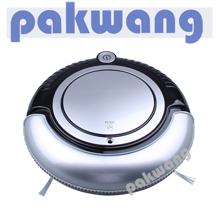 Robot Vacuum Cleaner Multifunction Sweep Vacuum Mop all in one a button on/off classic simple design(China (Mainland))