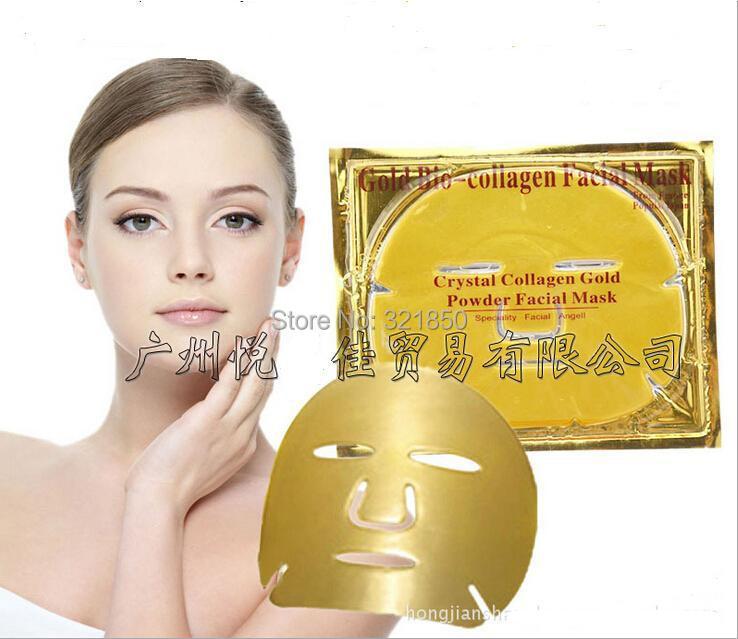 ! Gold Bio-collagen Facial Mask Crystal Collagen Powder Anti-Aging Whitening 60g - Online Store 321850 store