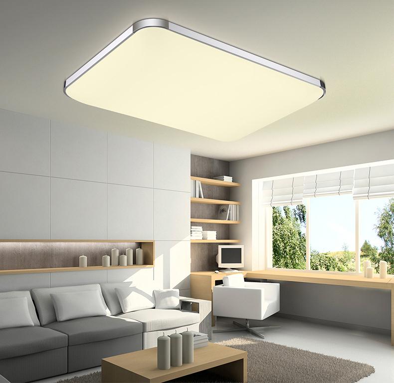 Dimbare led plafond verlichting voor moderne woonkamer slaapkamer ...
