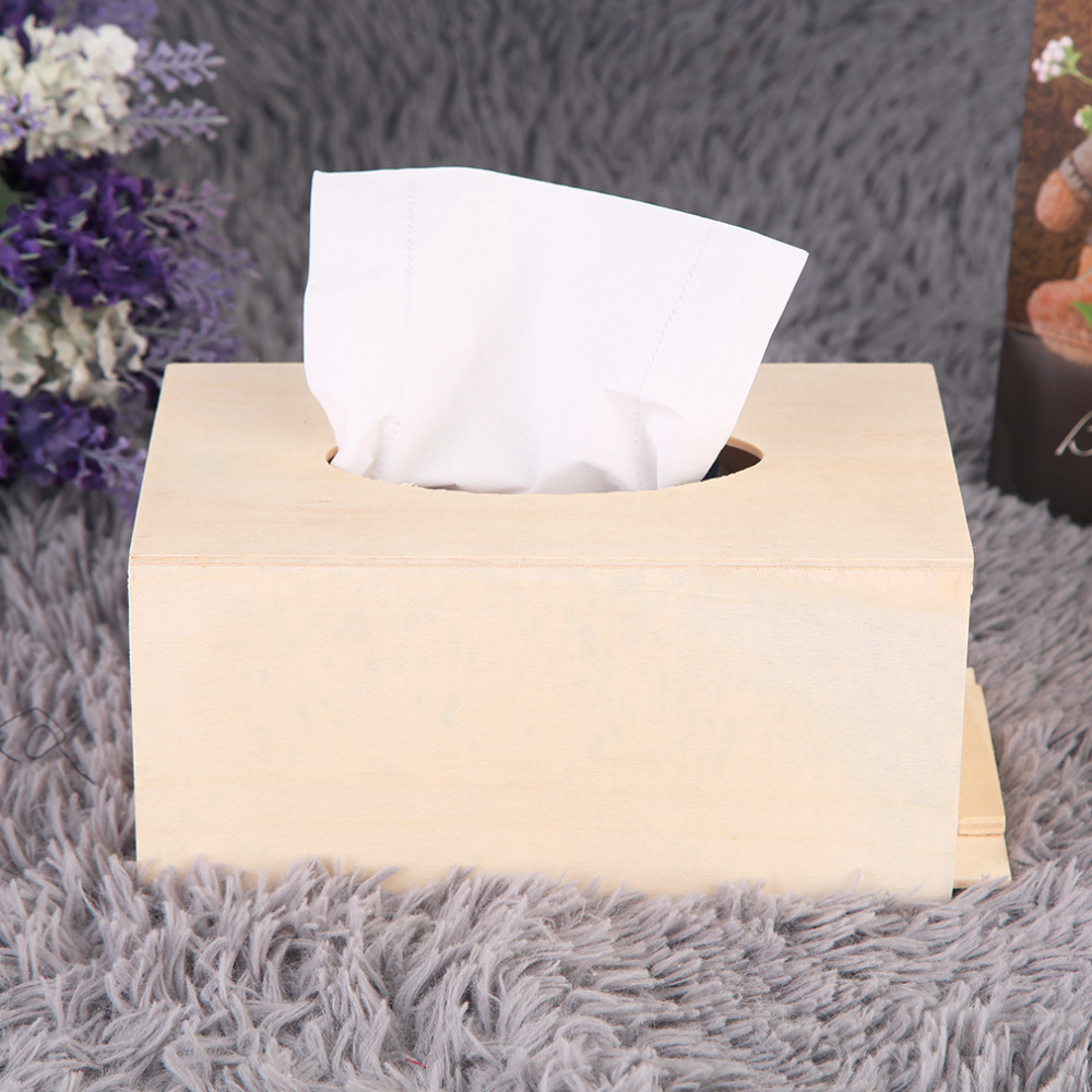 New DIY Boxes Handmade Facial Napkin Cover Car Living Room Toliet Paper Case Hot Selling(China (Mainland))