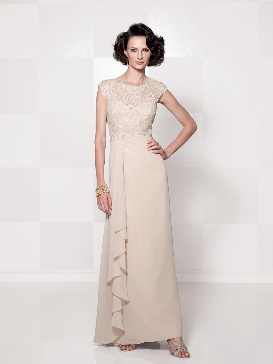 Acheter Romantique a ligne sans manches mère de la mariée robes en ...