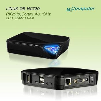New arrival  Linux embeded system 256MB Ram support windows7/2008server mini pc station