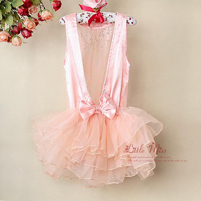 Christmas baby princess dress lace girl formal tutu dress pattern with