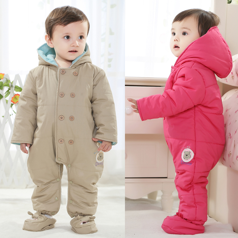2014 baby clothes 1 2 years old winter children s clothing