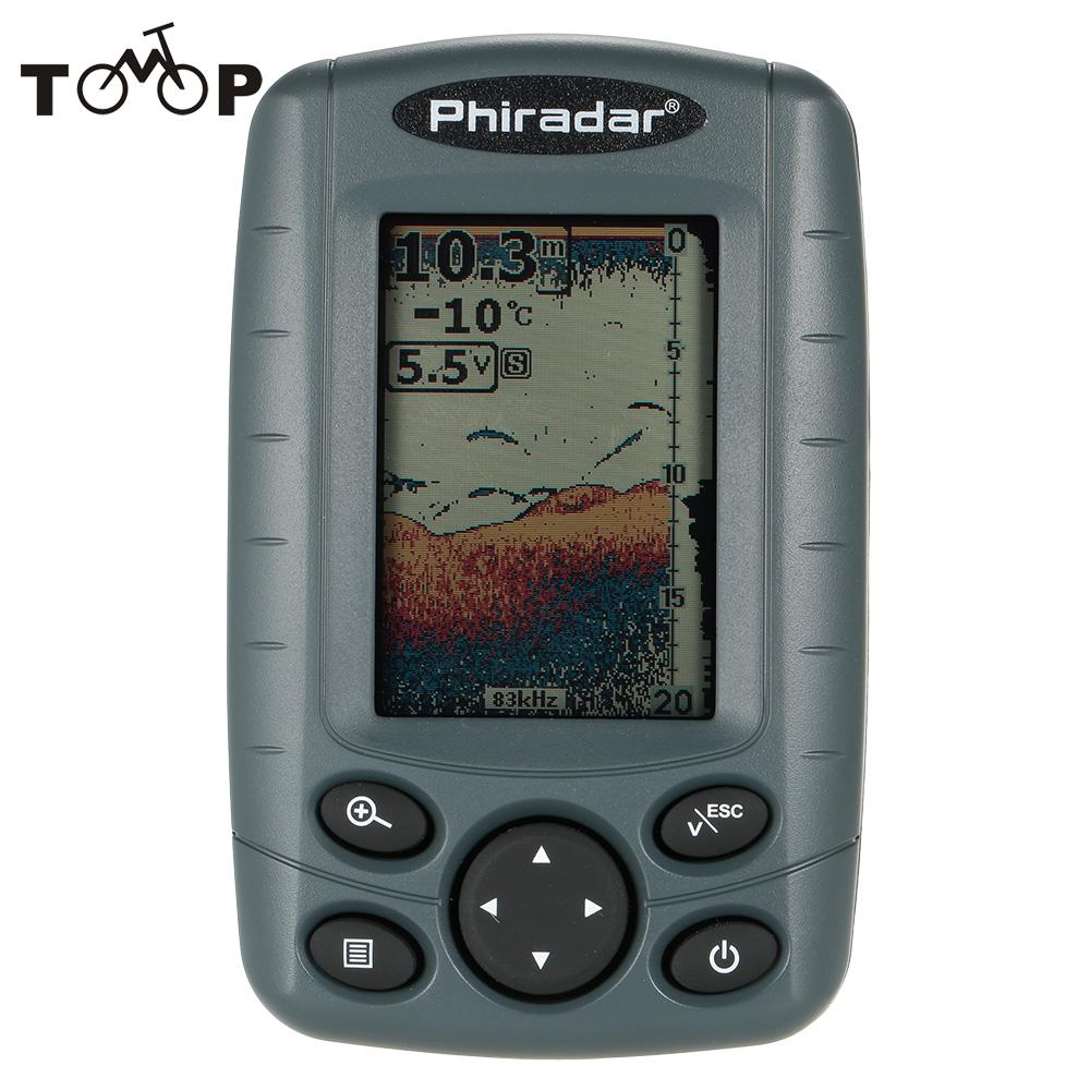 popular depth finders for boats-buy cheap depth finders for boats, Fish Finder