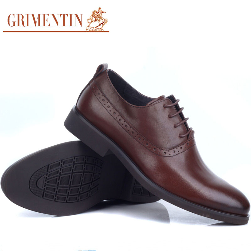 2015 Europe vintage casual fashion casual men leather shoes breathable black brown lace up basic flats for wedding business #776(China (Mainland))