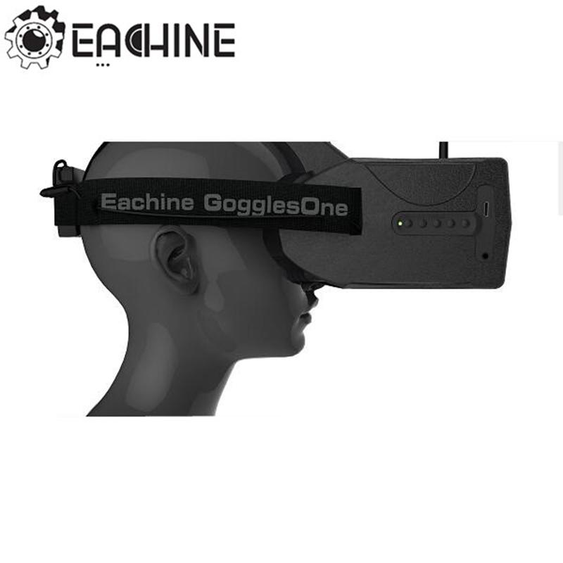 Presale Eachine Goggles One 5 Inches 5 8G 40CH Raceband HD 1080p HDMI FPV Goggles Video