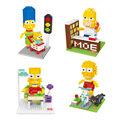 WISE HAWK Simpson blocks ego legoe star wars duplo lepin toys playmobil castle starwars orbeez figure