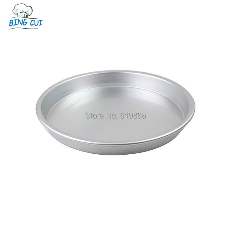 Pizza Baking Pan 5 inch Round Cake Baking Molds Non-stick Aluminum Alloy Bakeware Kitchen Accessories Baking Tools B048(China (Mainland))