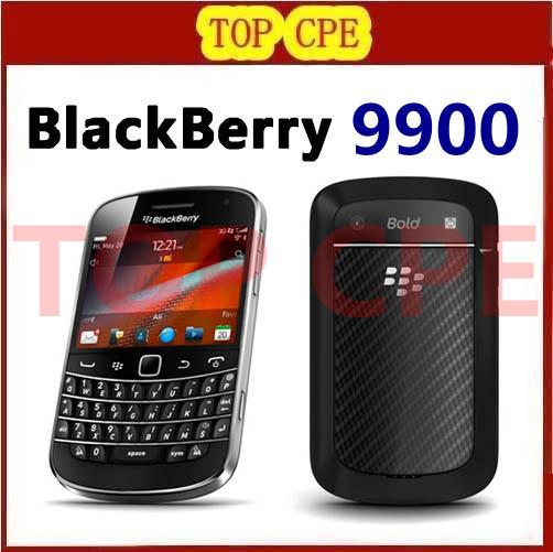 Free shipping blackberry 9900 Original phone Refurbished blackberry 9900(China (Mainland))