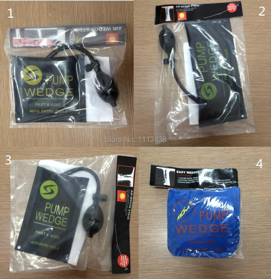 dent removers PDR tools Inflatable dent pad Inflatable panel Bag Set inflatable hand pump set air bag(China (Mainland))