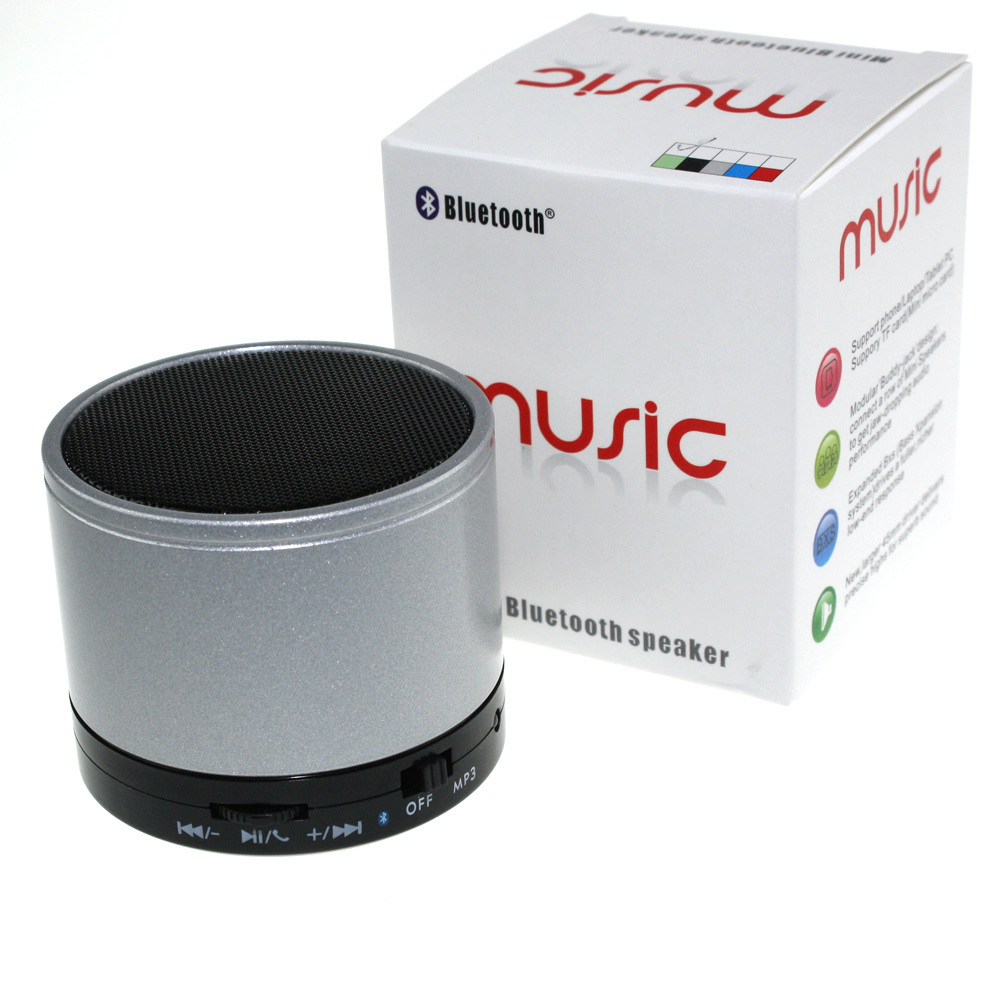 music mini bluetooth speaker won from lucky draw. Black Bedroom Furniture Sets. Home Design Ideas