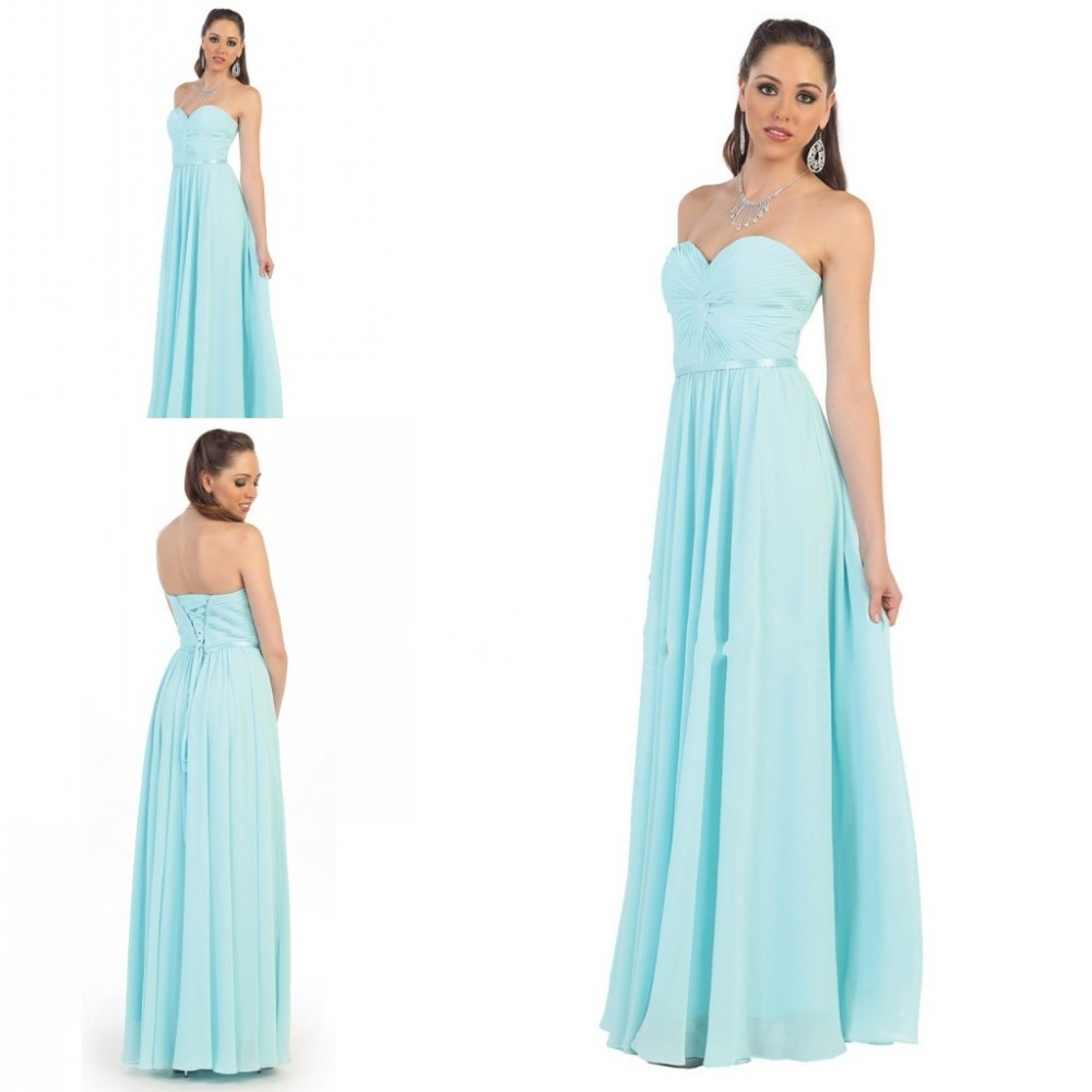 Aqua bridesmaid dresses yuman dakren aqua bridesmaid dresses ombrellifo Choice Image