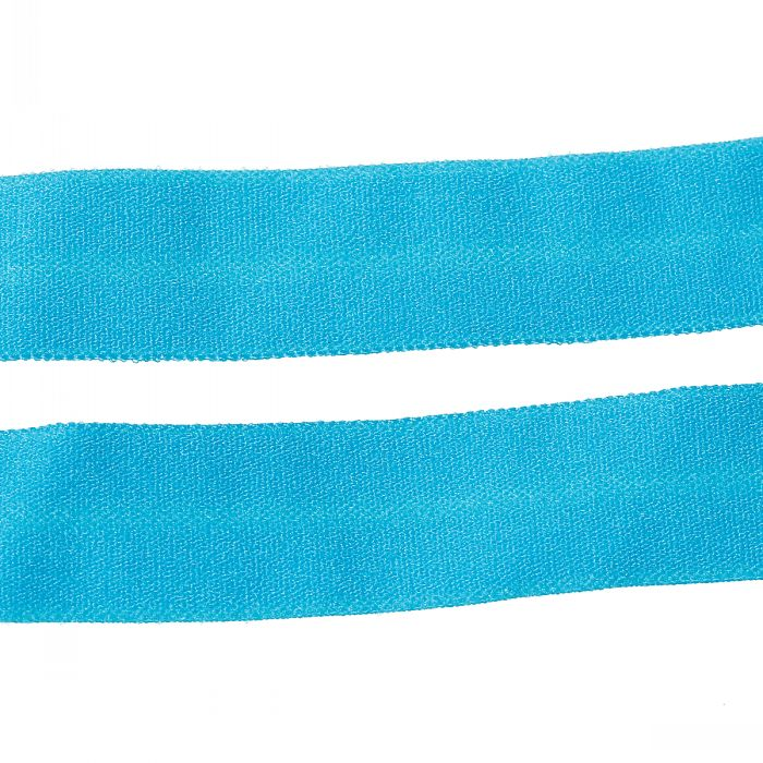 """Nylon Fold Over Elastic Band For Headbands Hair Accessories Sewing Trim Blue 15mm(5/8"""")Wide,30 M(China (Mainland))"""
