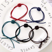 South Korean hair rope knot accessories rubber band lantern joker bow knot hair rope hair head-dress, 76848