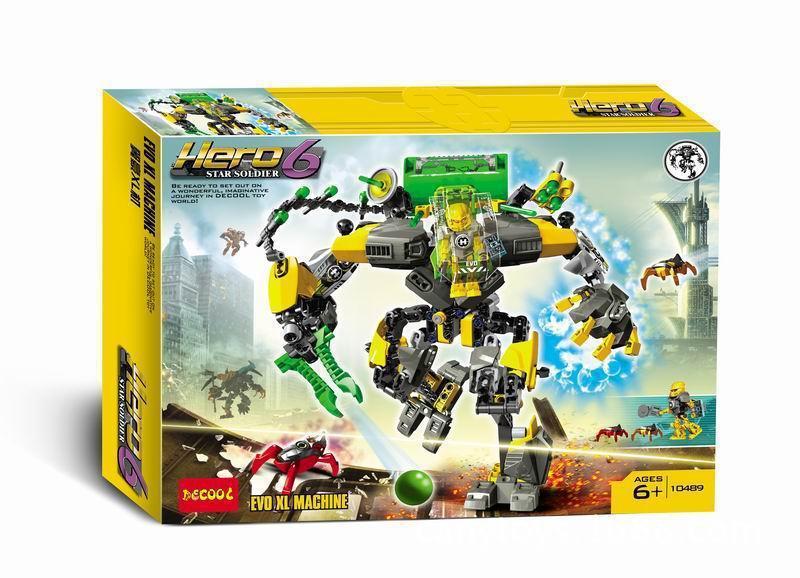 Achetez en gros usine lego en ligne des grossistes usine - Modele de construction lego ...