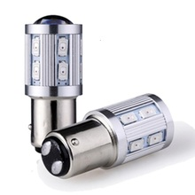 2pcs 1157 BAY15D P21/5W 16 SMD 5630 5730 LED Red White Car Tail Bulb 21/5W Brake Lights auto Fog Lamps Daytime Running Light  2X(China (Mainland))