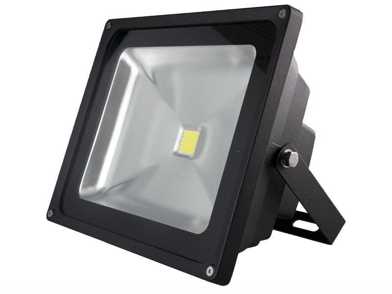 50W LED Warm White Floodlight Flood Security Light Outdoor Garden Wall Wash Lamp Cheap Waterproof(China (Mainland))