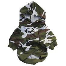 Buy Pet Dog Clothes Small Dogs Camouflage Hooded Sweatshirt Dog Coat Jacket Costume Puppy Chihuahua Hoodie Clothing Apparel for $3.07 in AliExpress store