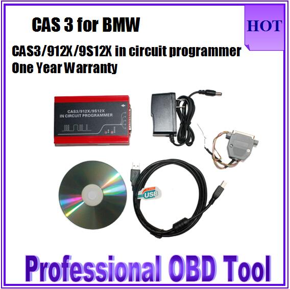 в схема программатора CAS3