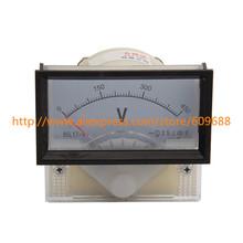 mechanical panel AC DC voltmeter 85L17 85C17 voltage meter(China (Mainland))